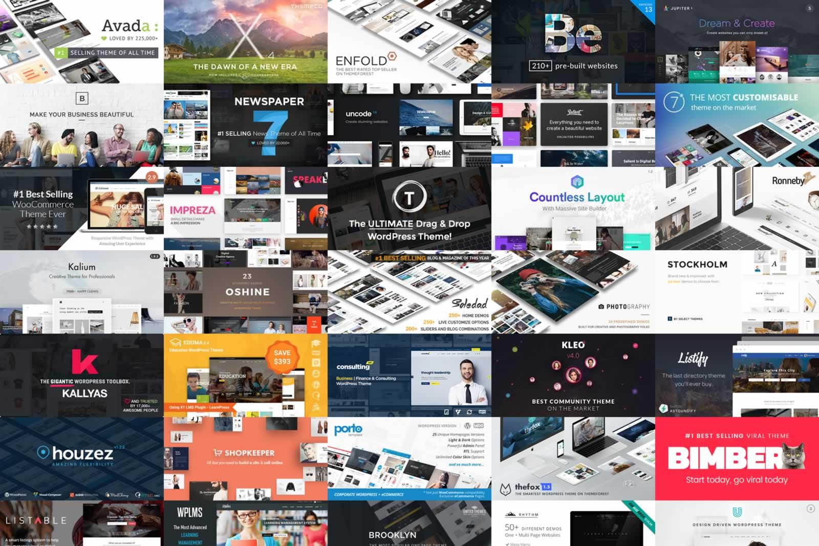 WordPress Vs Website Builders Designs Amp Layouts D3 Website Solutions LLC