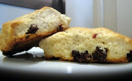 My pick- Martha's Blueberry Scones...they don't have to be blueberry