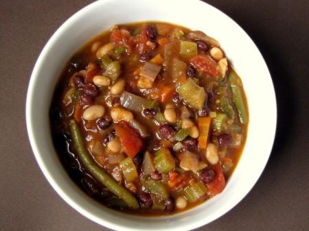 Veg Bean Chili