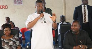 Akwa Ibom State Association in US honours Ekere, NDDC MD
