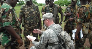 US army trainers try to build West Africa defences against jihad