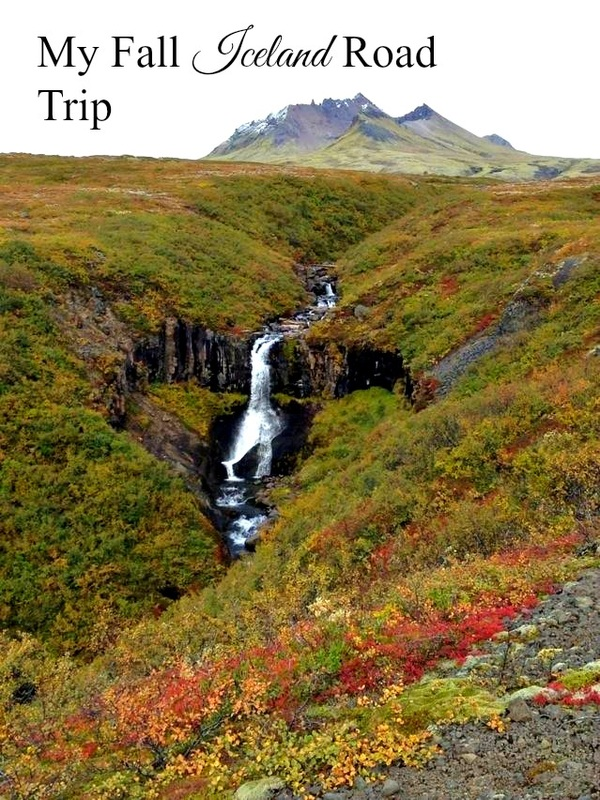 Our fall Iceland Road Trip