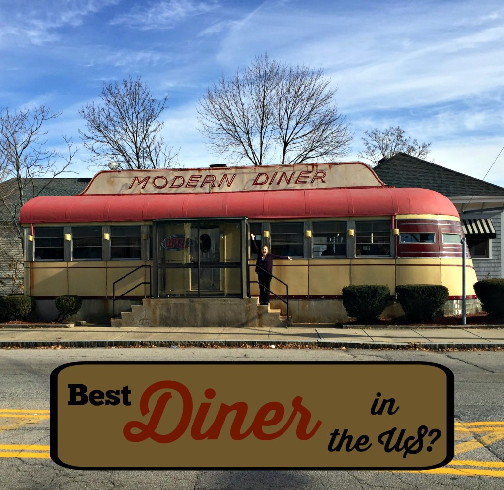 Is the best diner in US in Rhode Island