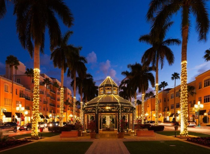 things to do in boca raton at night