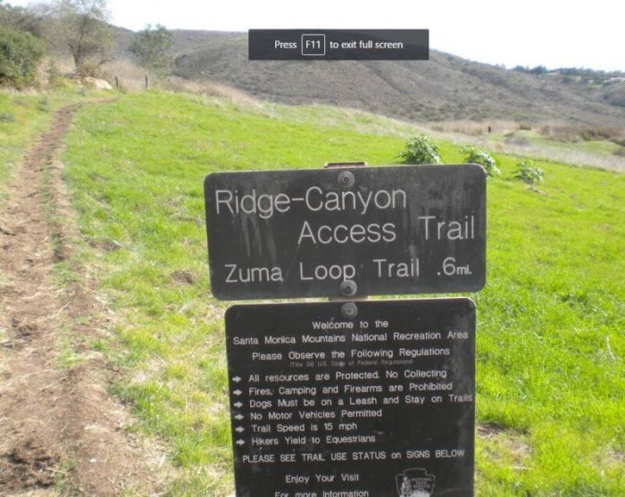 things to do in malibu creek state park