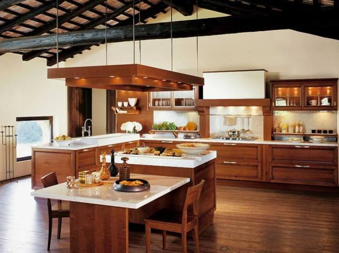 small kitchen island storage ideas