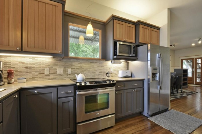 two tone kitchen cabinet handles
