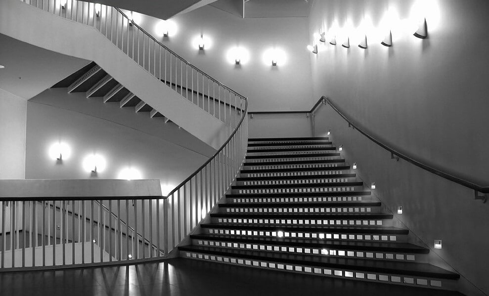 best Stairs Lighting Ideas