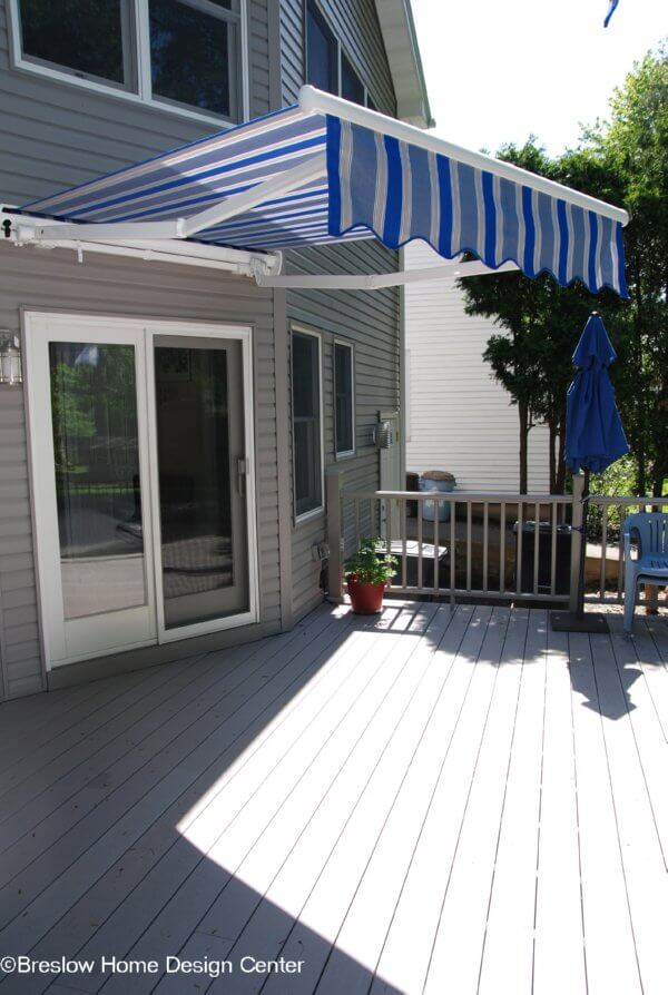 retractable awning models