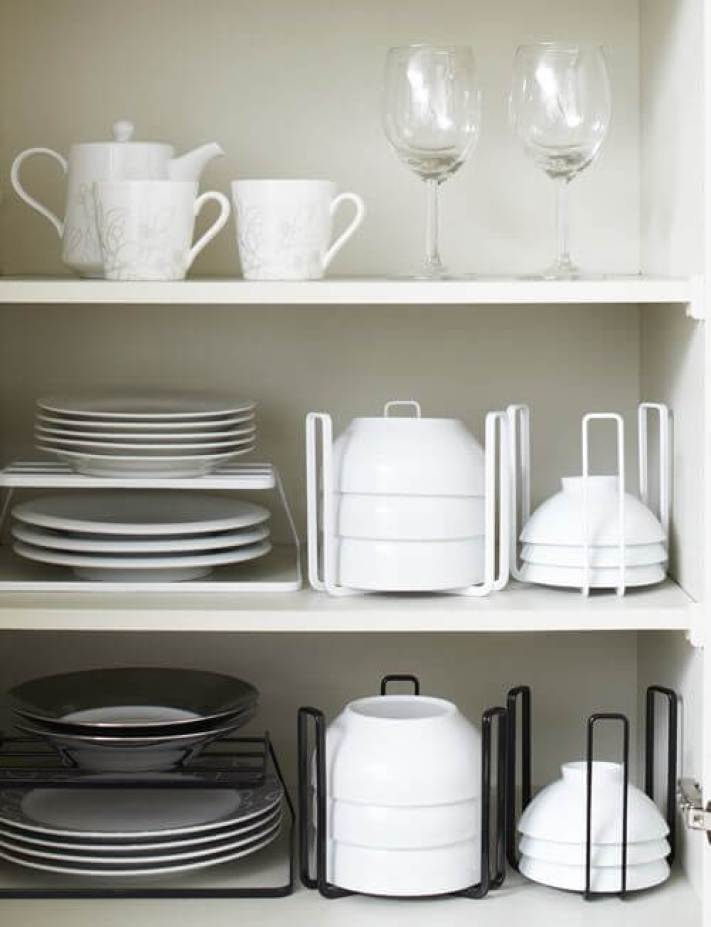 Small Kitchen Storage Ideas On A Budget