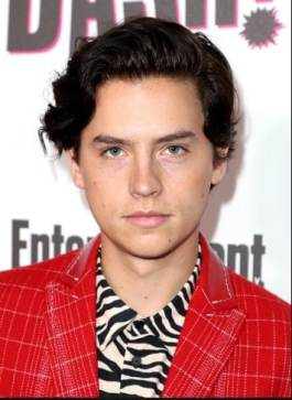 Cole Sprouse new image