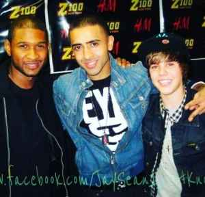 Jay Sean With Justin Bieber