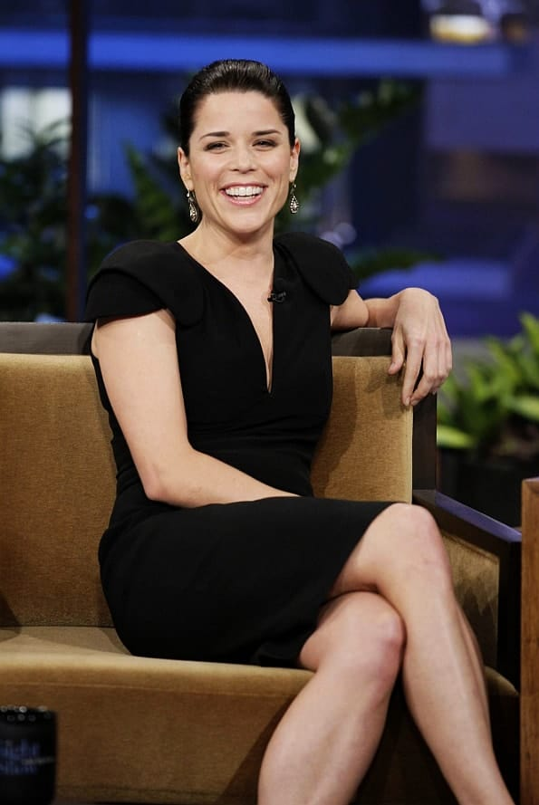 Neve Campbell Height
