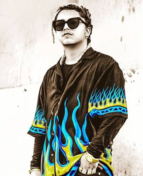 rapper pradhan biography & photos