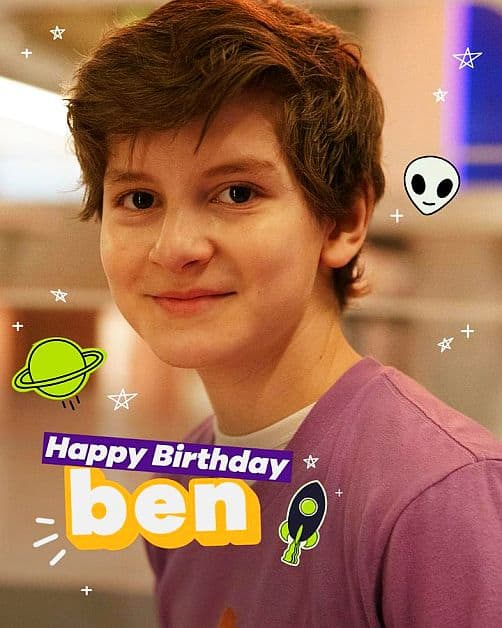 Ben Daon Birthday Photo