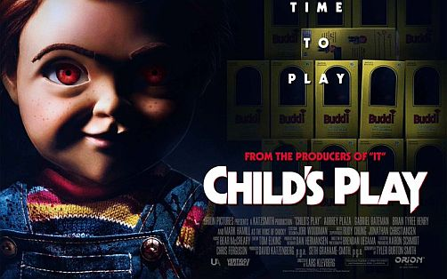 Child's Play Movie By  Ben Daon
