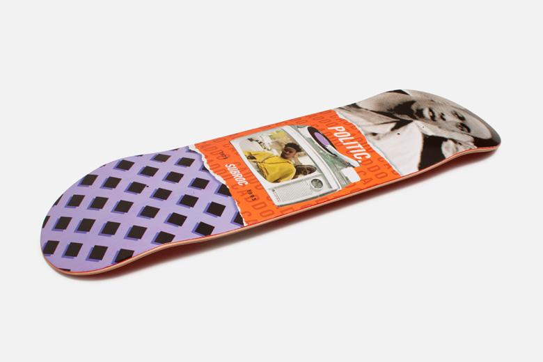 Fallen Hero by Politic Skateboards