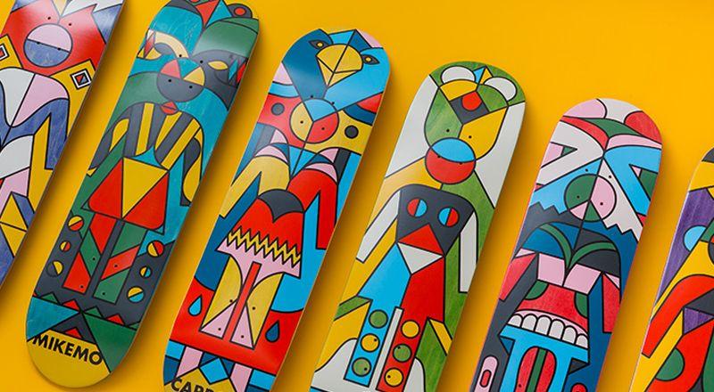 Totem OG by Girl Skateboards