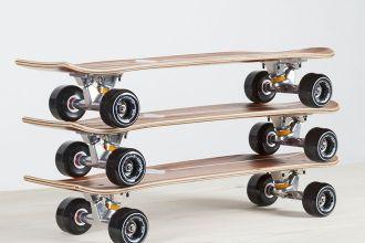 Alaia skateboard by Pure Slo