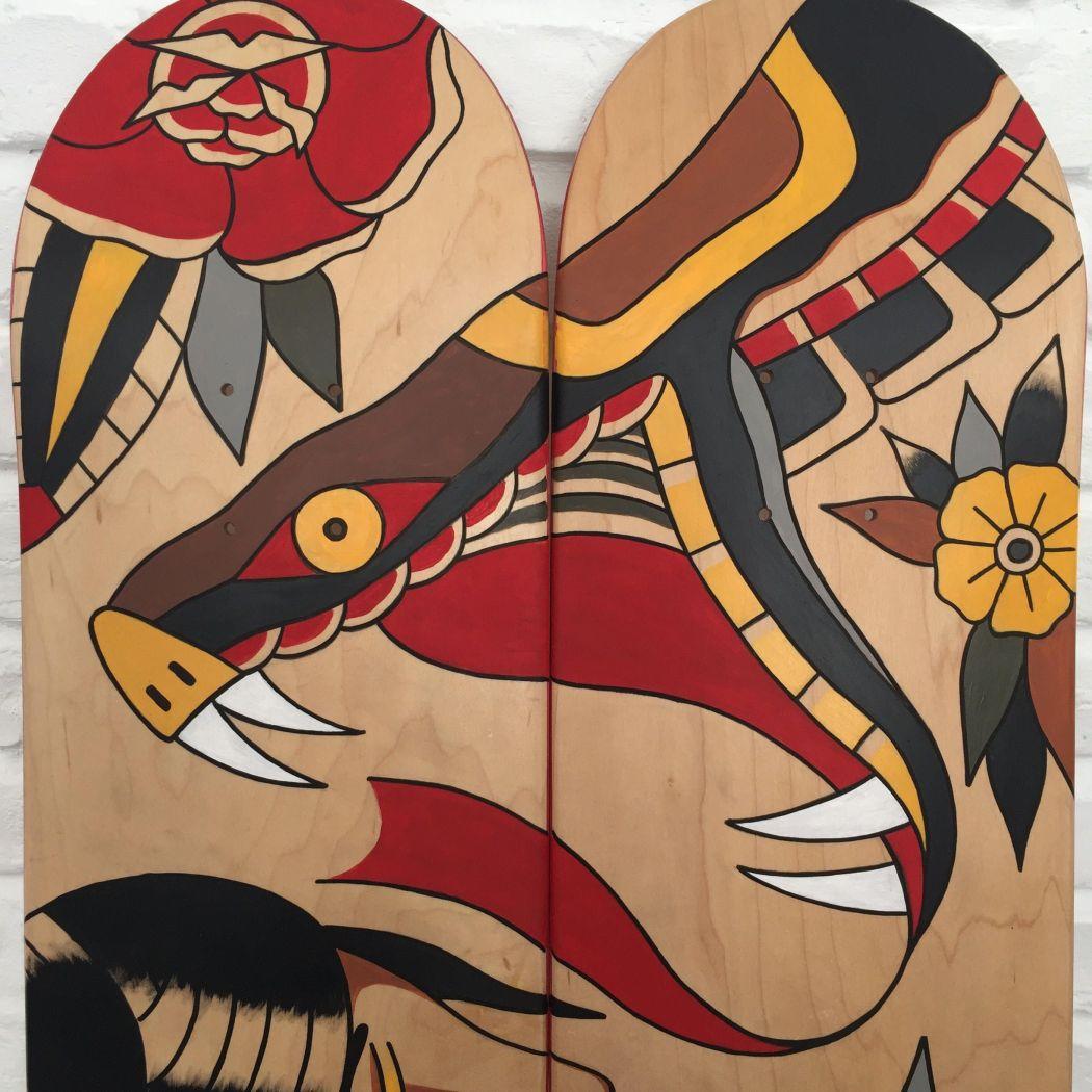 Board art by Pierre Bonzon-perdu d-avance