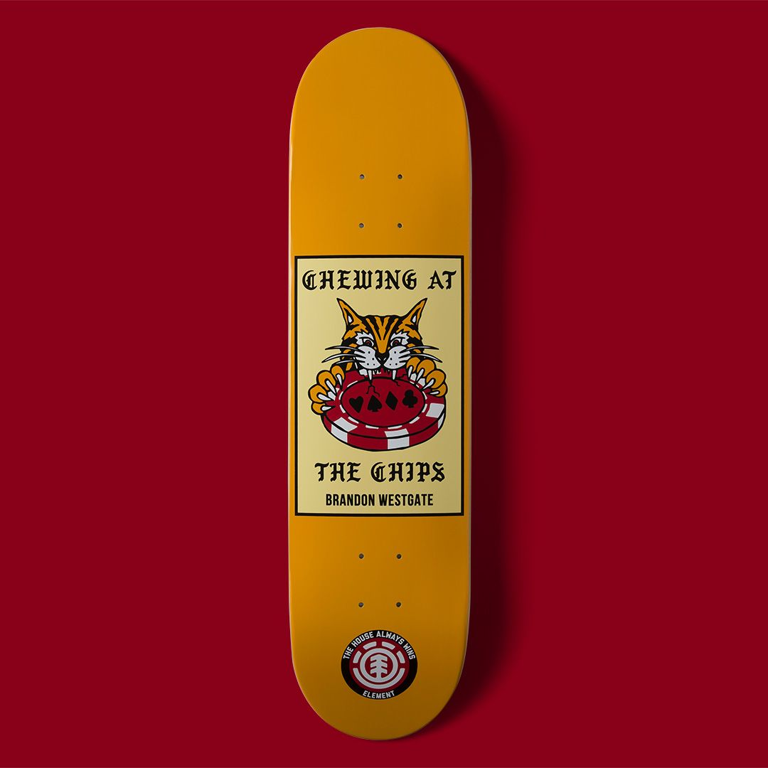Dealer series by Marcus Dixon x Element Skateboards