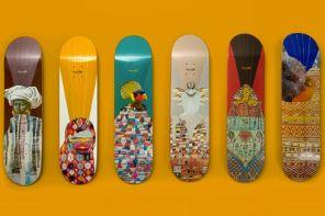 The Goddess Series par Chocolate Skateboards