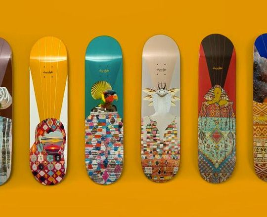 The Goddess Series by Chocolate Skateboards