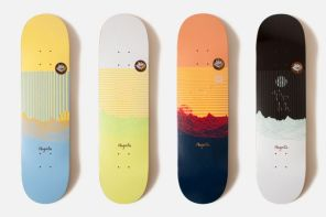 Time series par Magenta Skateboards