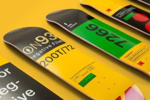 Kodak x Girl Skateboards