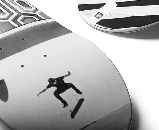 Attraper Au Vol By French Fred X Element Skateboards