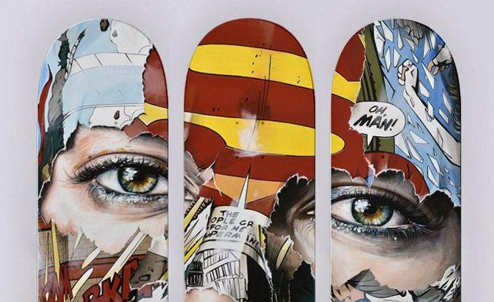 La Cage Entre La Lumiere Et L Obscurite By Sandra Chevrier Skateboard