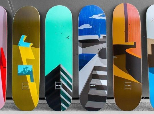 Minimalism Series Chocolate Skateboards 10