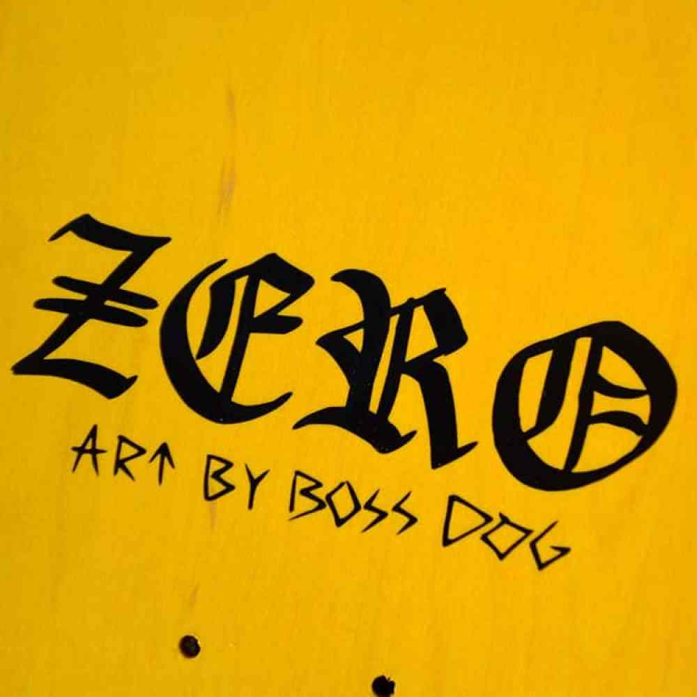 Boss Dog Zero Skateboads 4