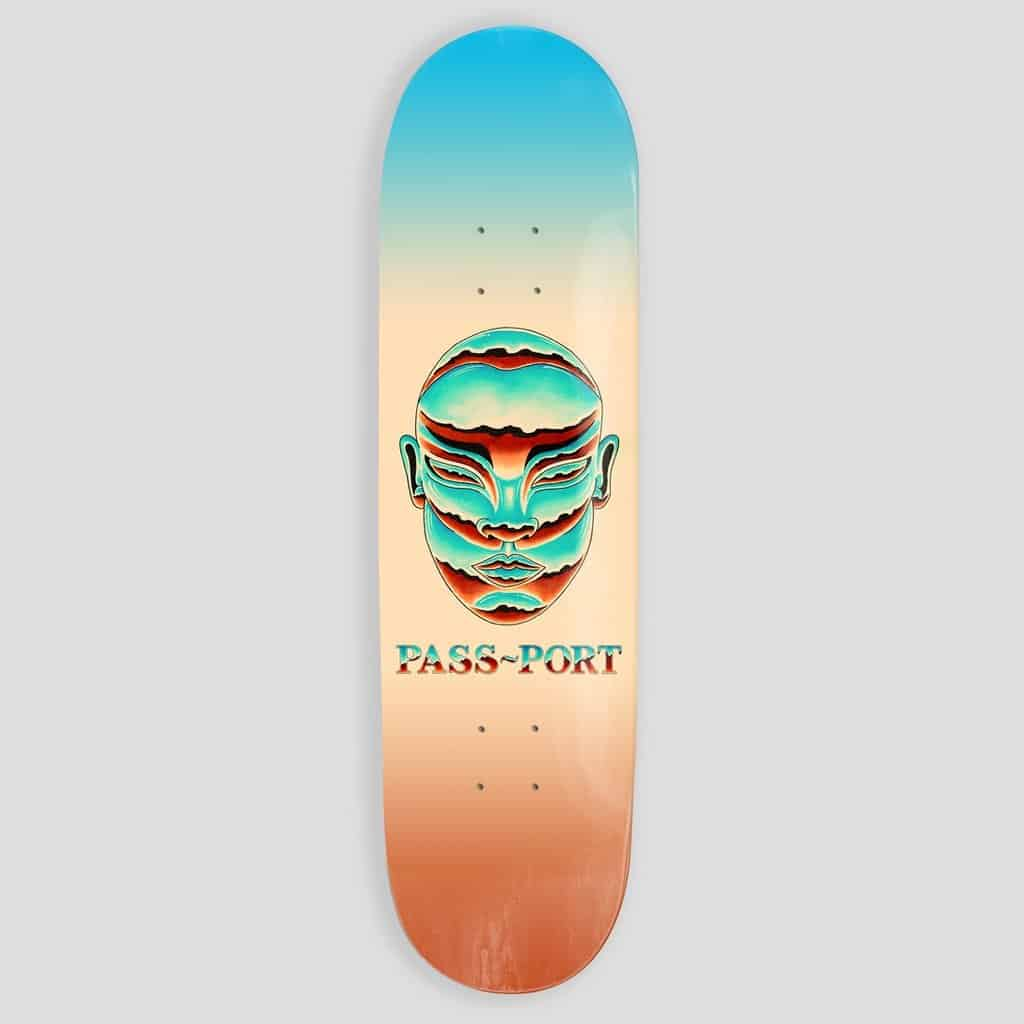 Chrome Series By Passport Skateboards 1