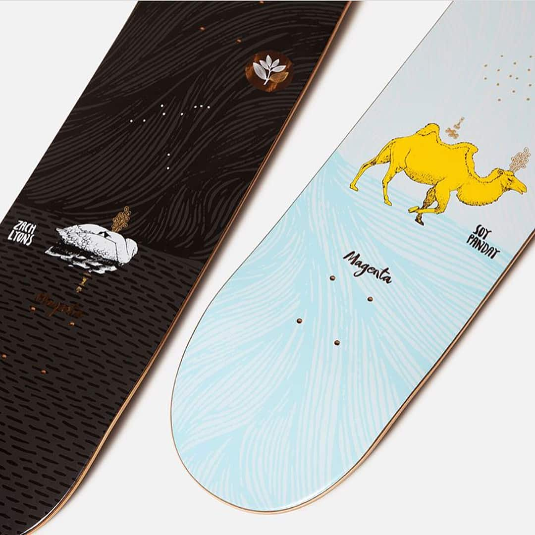 Dream Series By Magenta Skateboards1