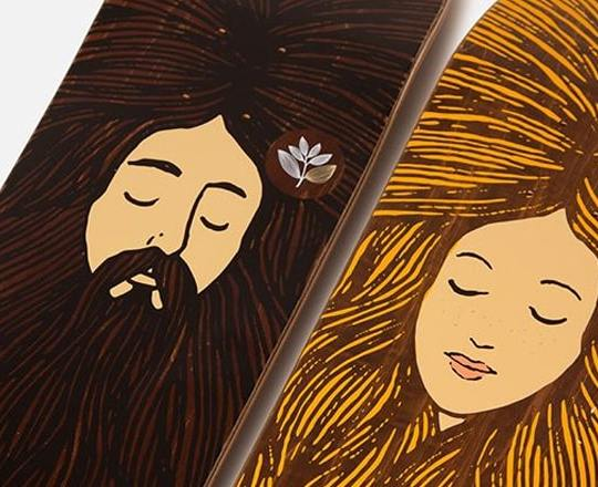 Dream Series By Magenta Skateboards2