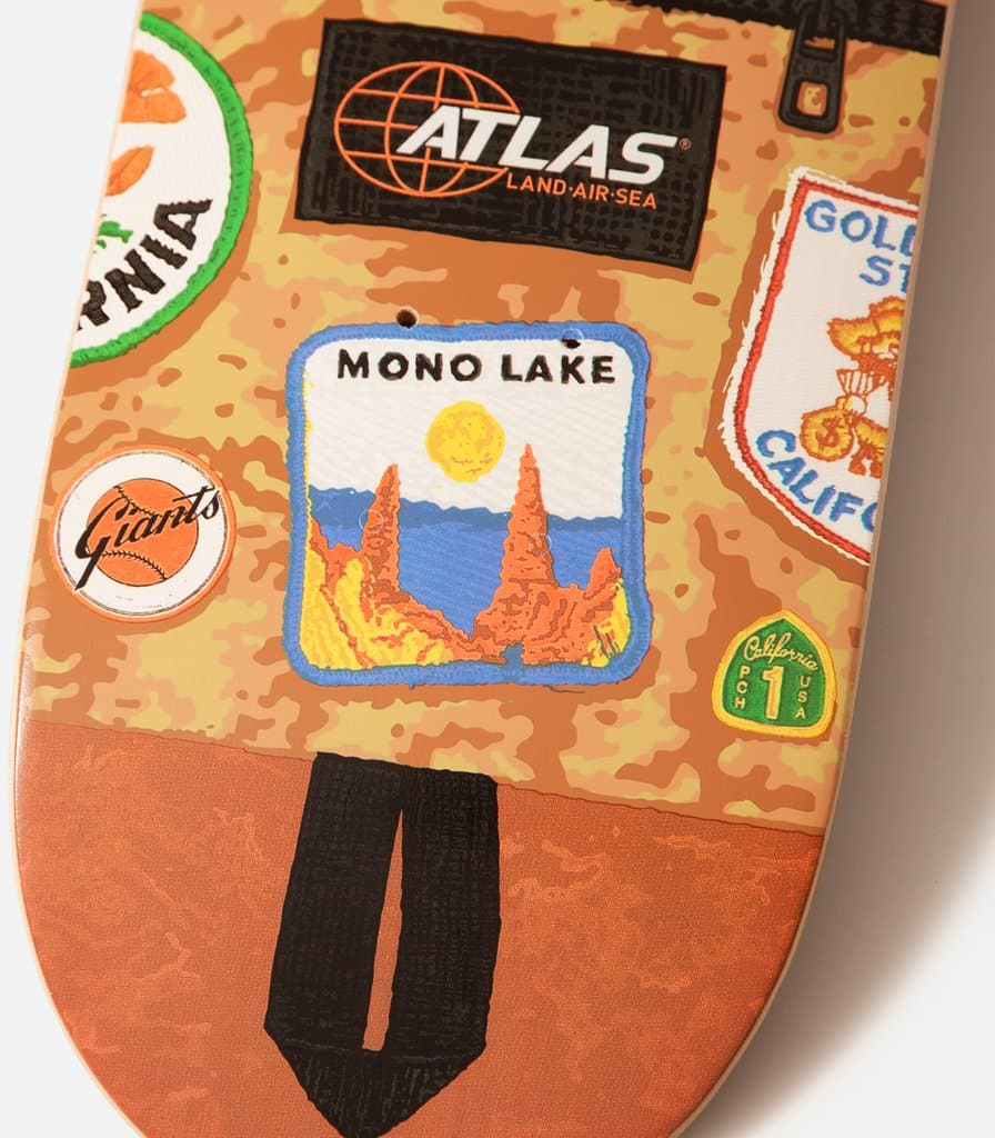 Pack Series Allister Lee Atlas Skateboarding 6