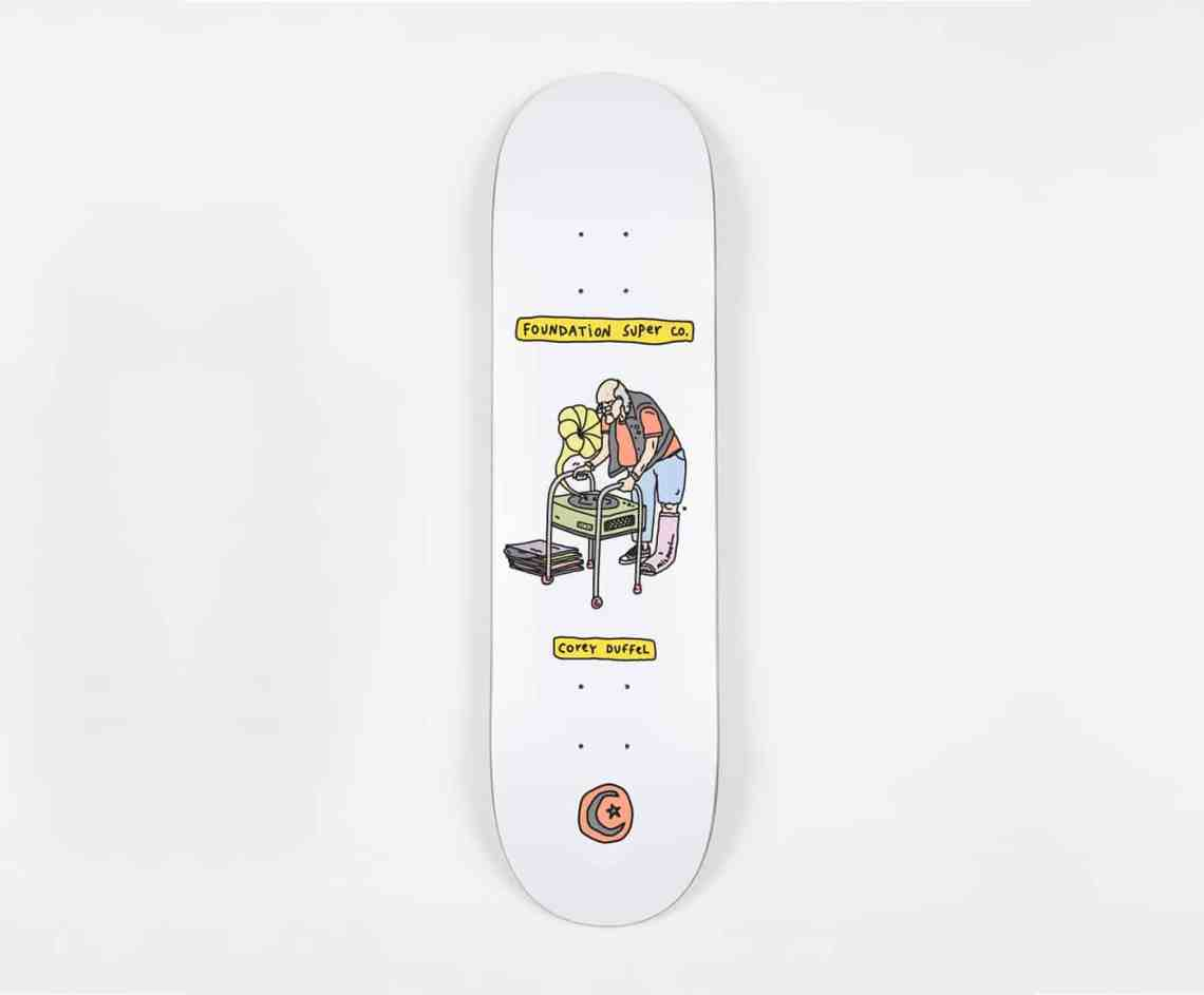 Fondation Brother Merle Skateboards 6