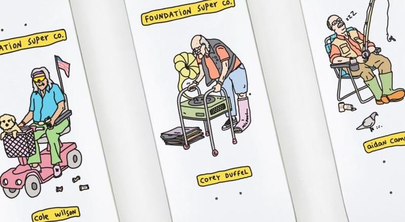 Fondation Brother Merle Skateboards