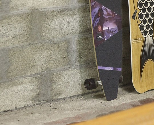 Arcane Borealis Par NOK Boards