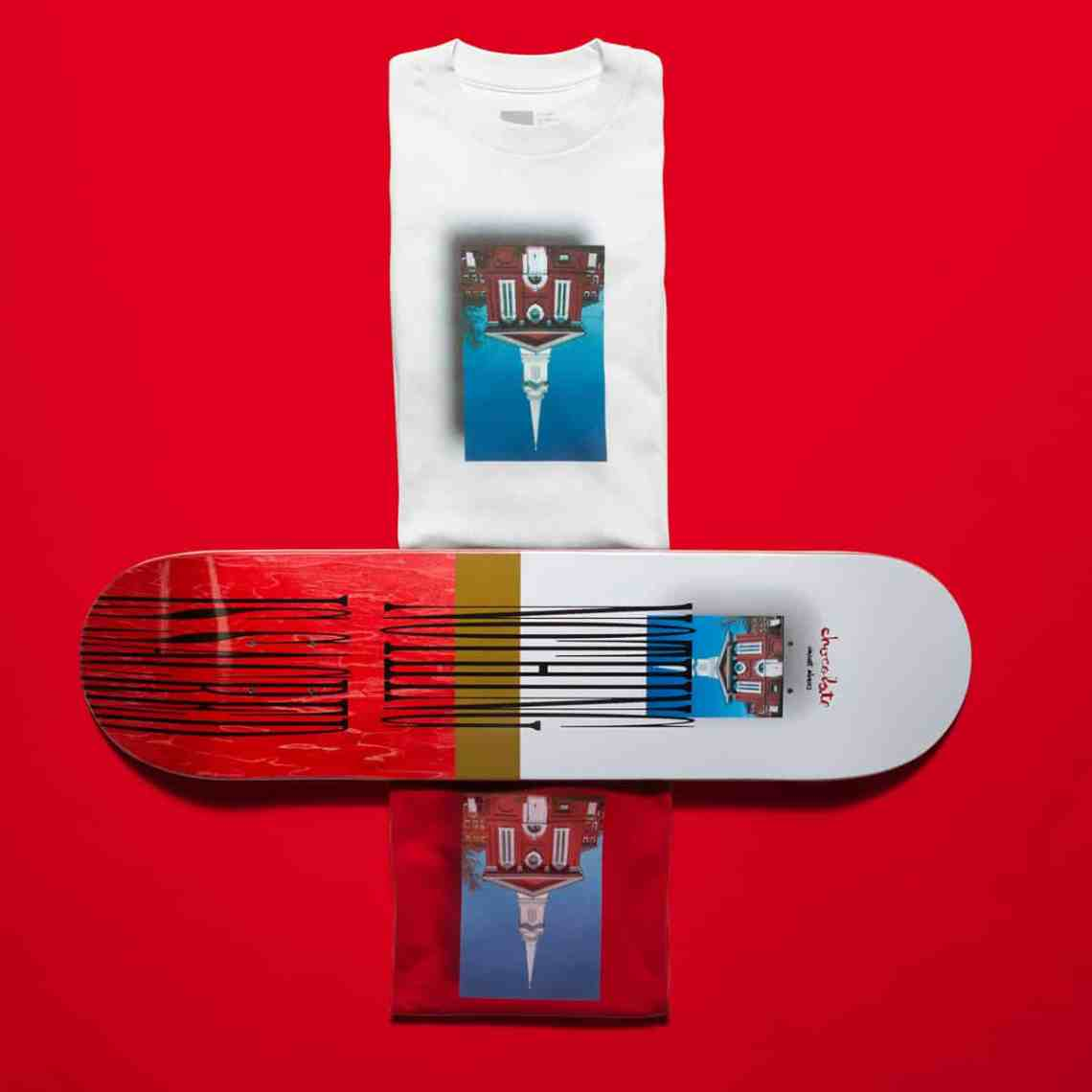 Dont Trip Series By Chocolate Skateboards 5
