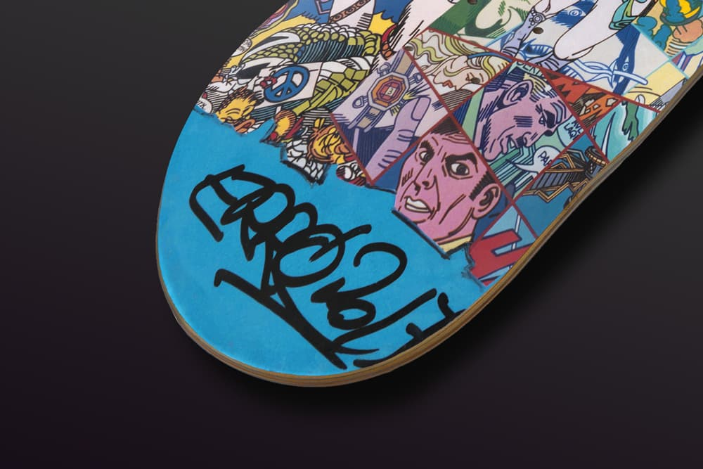 Erro Skateboard Deck 3