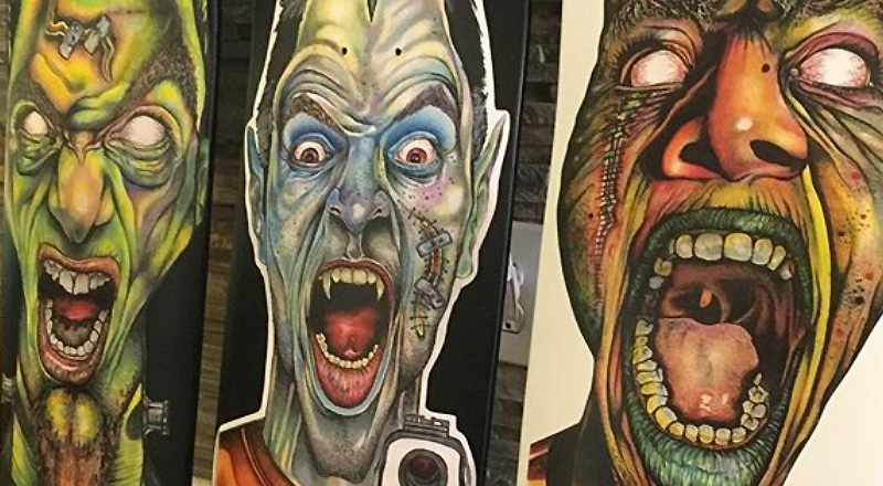 Horror Series Kevin Carmody 1