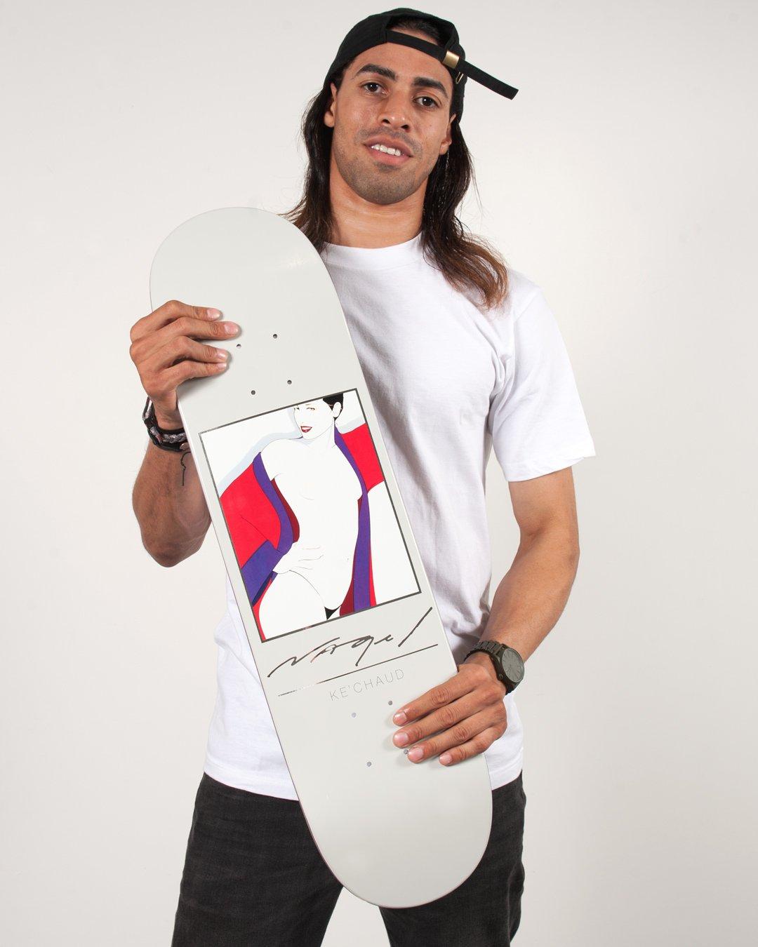 Nagel Darkstar Skateboards 6