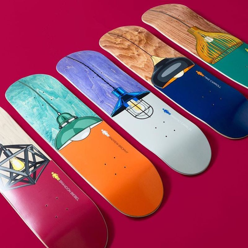 The Illuminated Series By Girl Skateboards 2