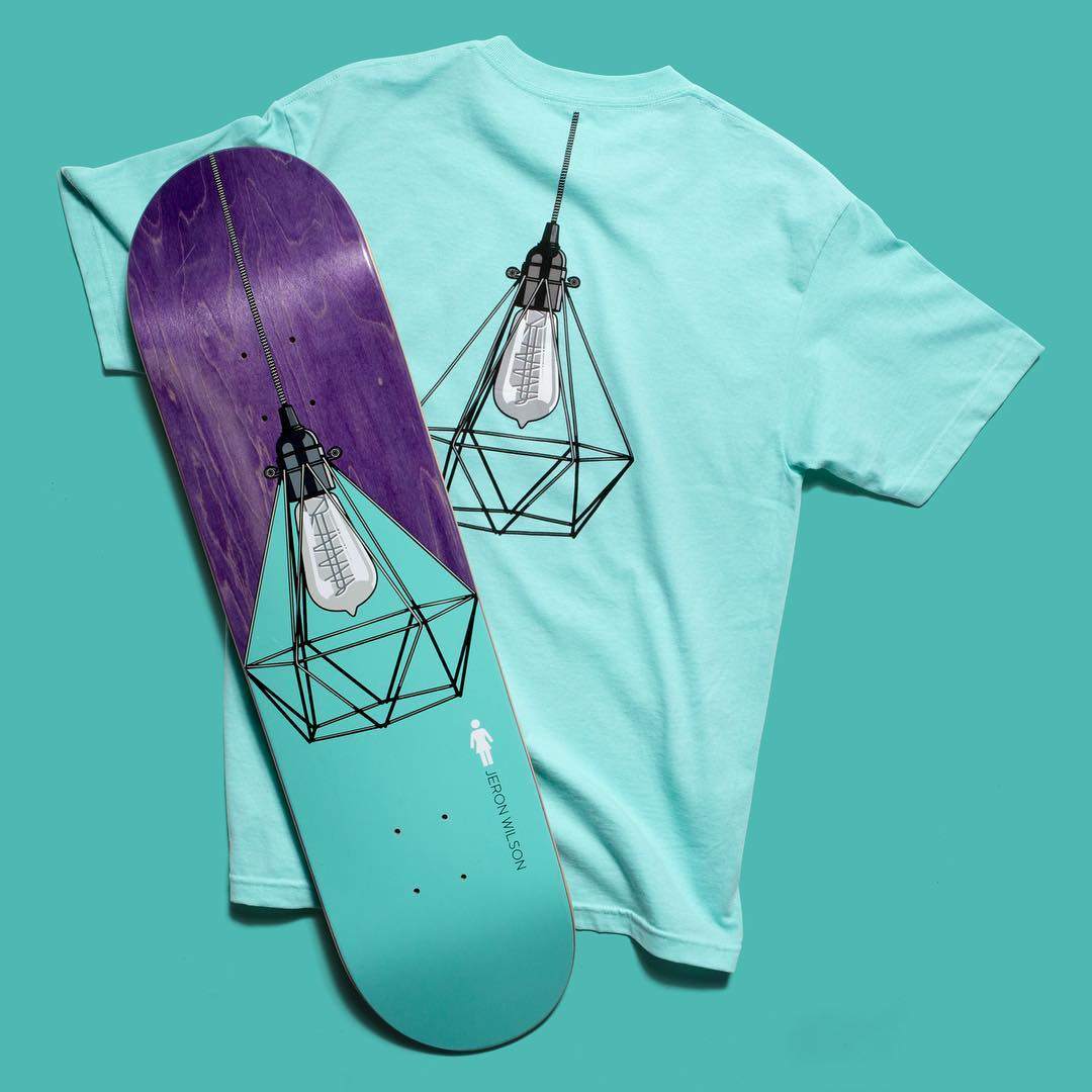 The Illuminated Series By Girl Skateboards 5