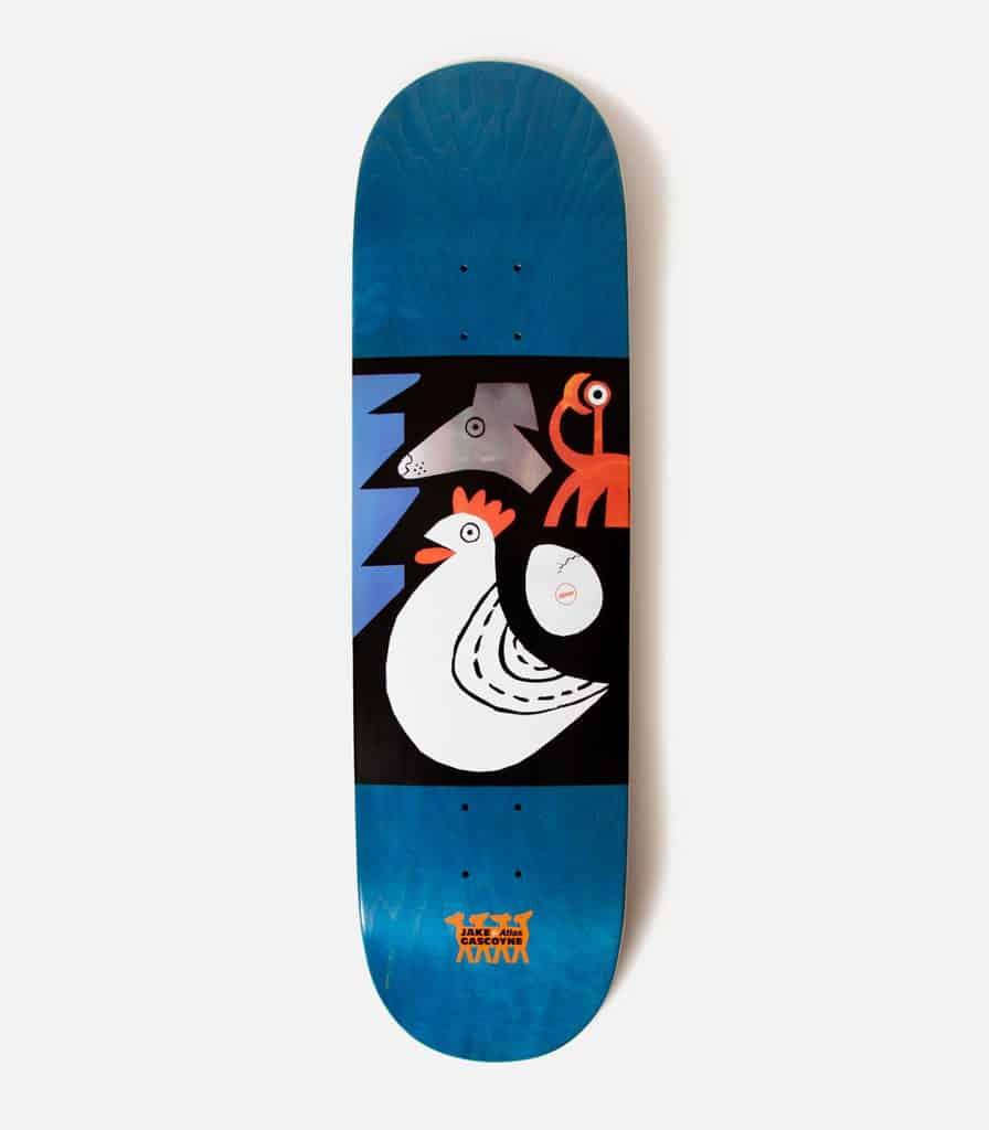 Jake Gascoyne X Atlas Skateboarding 1
