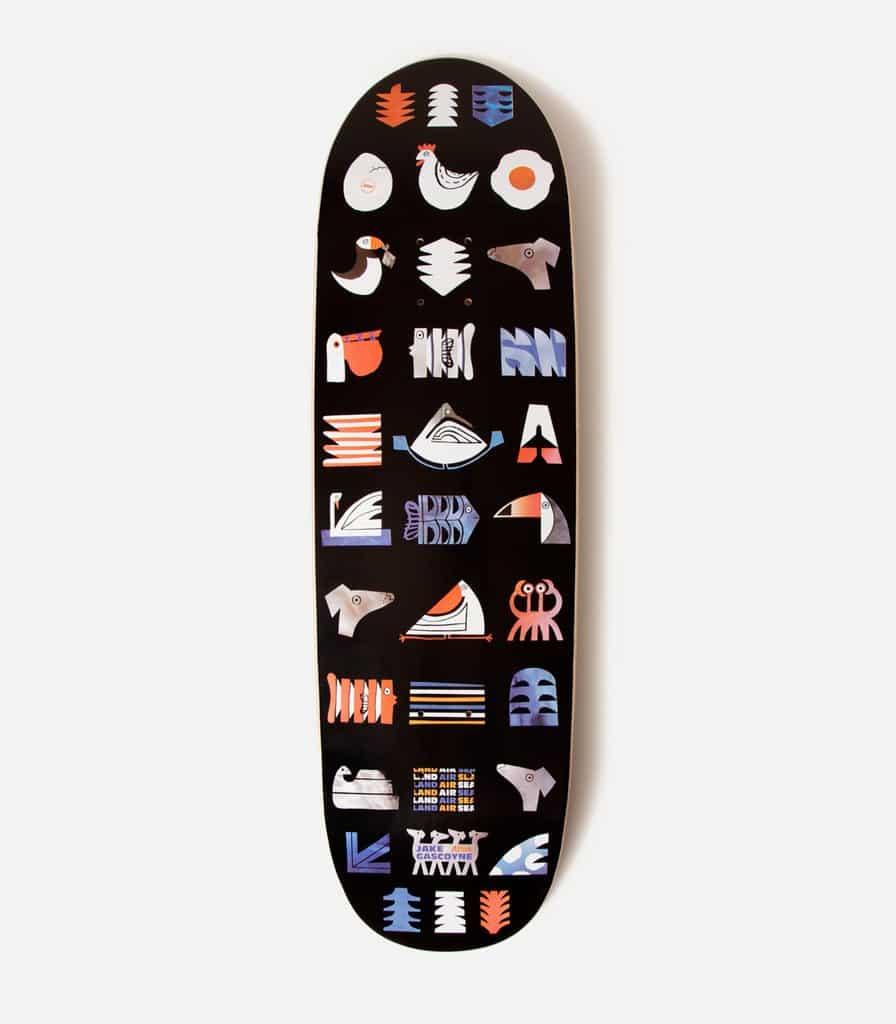 Jake Gascoyne X Atlas Skateboarding 5
