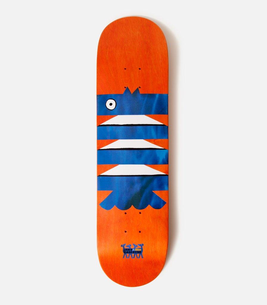 Jake Gascoyne X Atlas Skateboarding 9