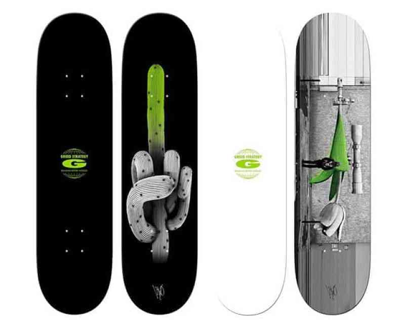 Ludo Skateboards 1